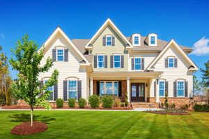 homes in Walker Meadows by NVHomes