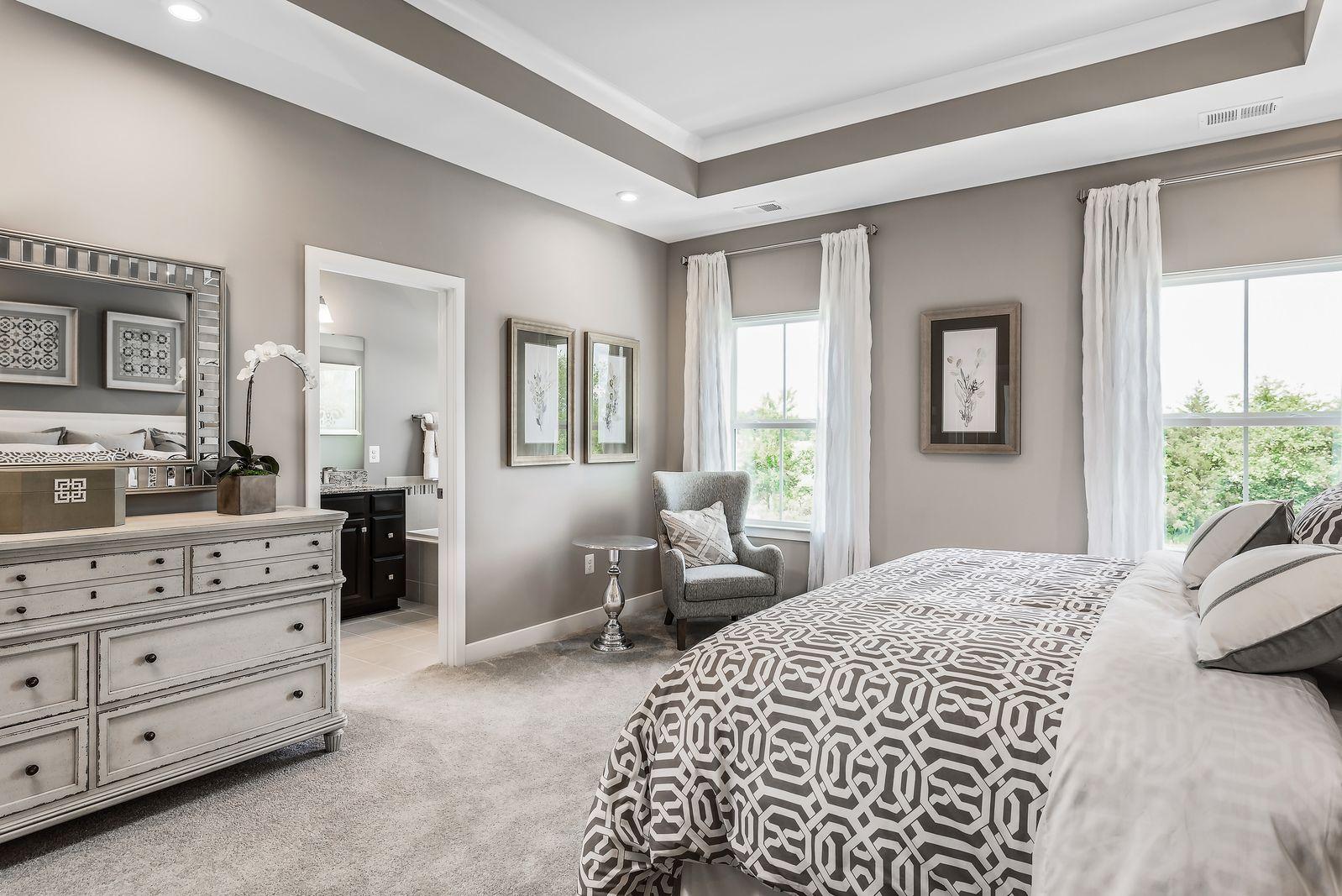 Bedroom featured in the Schubert By Ryan Homes in Morris County, NJ