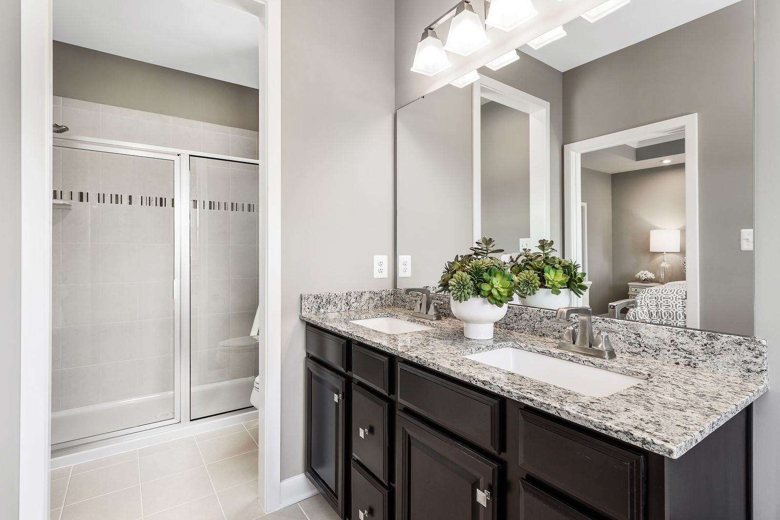 Bathroom featured in the Schubert By Ryan Homes in Morris County, NJ