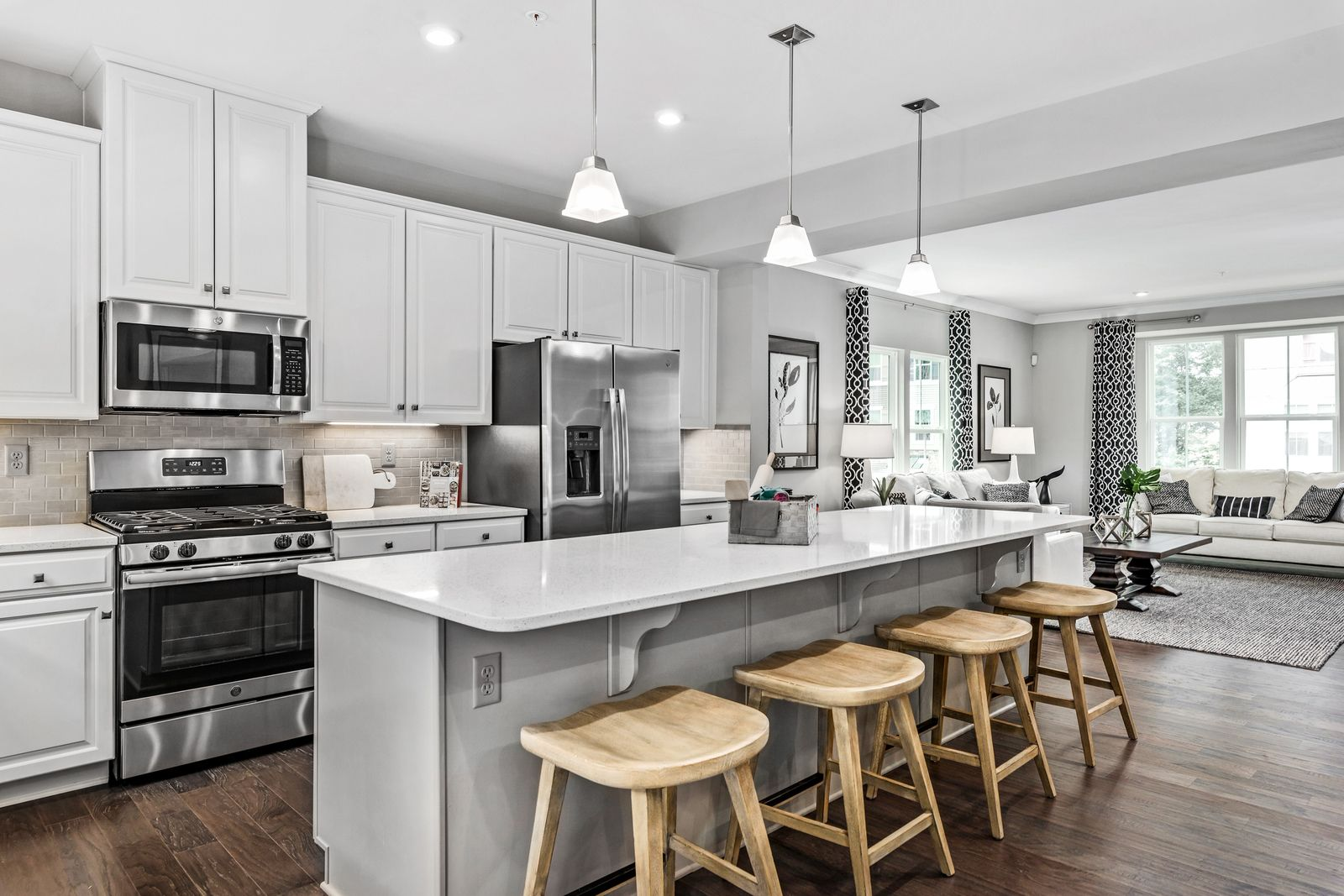 Kitchen featured in the Wexford By Ryan Homes in Baltimore, MD