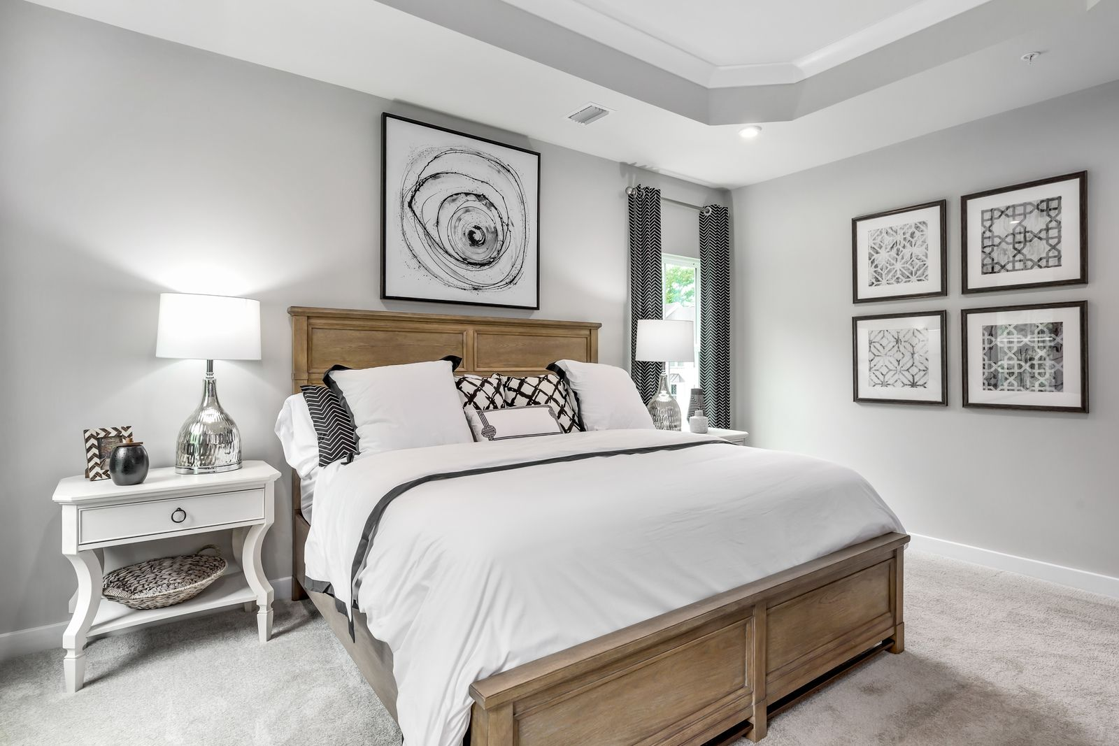 Bedroom featured in the Wexford By Ryan Homes in Baltimore, MD