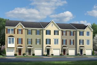 Beethoven - Wilderness Shores Townhomes: Locust Grove, District Of Columbia - Ryan Homes