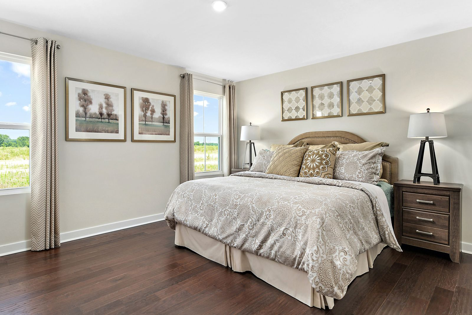 Bedroom featured in the Dominica By Ryan Homes in Rochester, NY