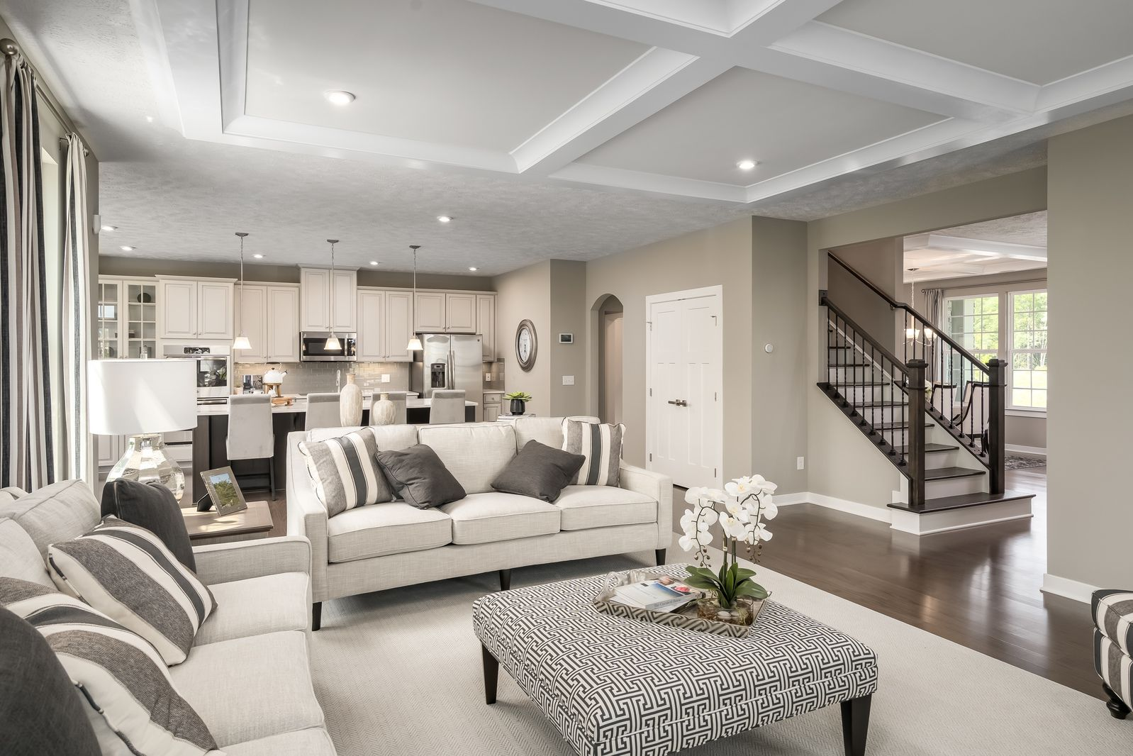 Living Area featured in the Bateman By Ryan Homes in Richmond-Petersburg, VA