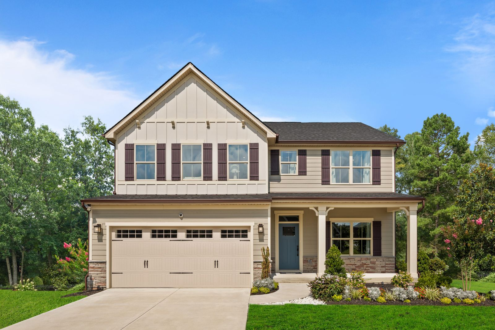 Exterior featured in the Hudson By Ryan Homes in Ocean City, MD