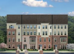 Matisse - Arcola Town Center 2-Level Condos: Dulles, Maryland - Ryan Homes