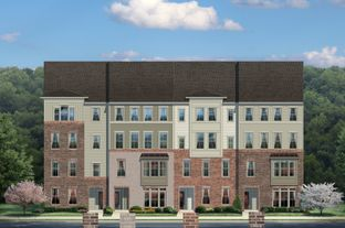 Picasso - Arcola Town Center 2-Level Condos: Dulles, District Of Columbia - Ryan Homes