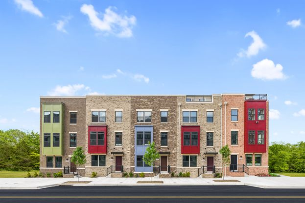 Welcome to the Residences at Eager Park:Own a brand new home with plenty of parking, in the heart of Baltimore!Schedule your visit today!
