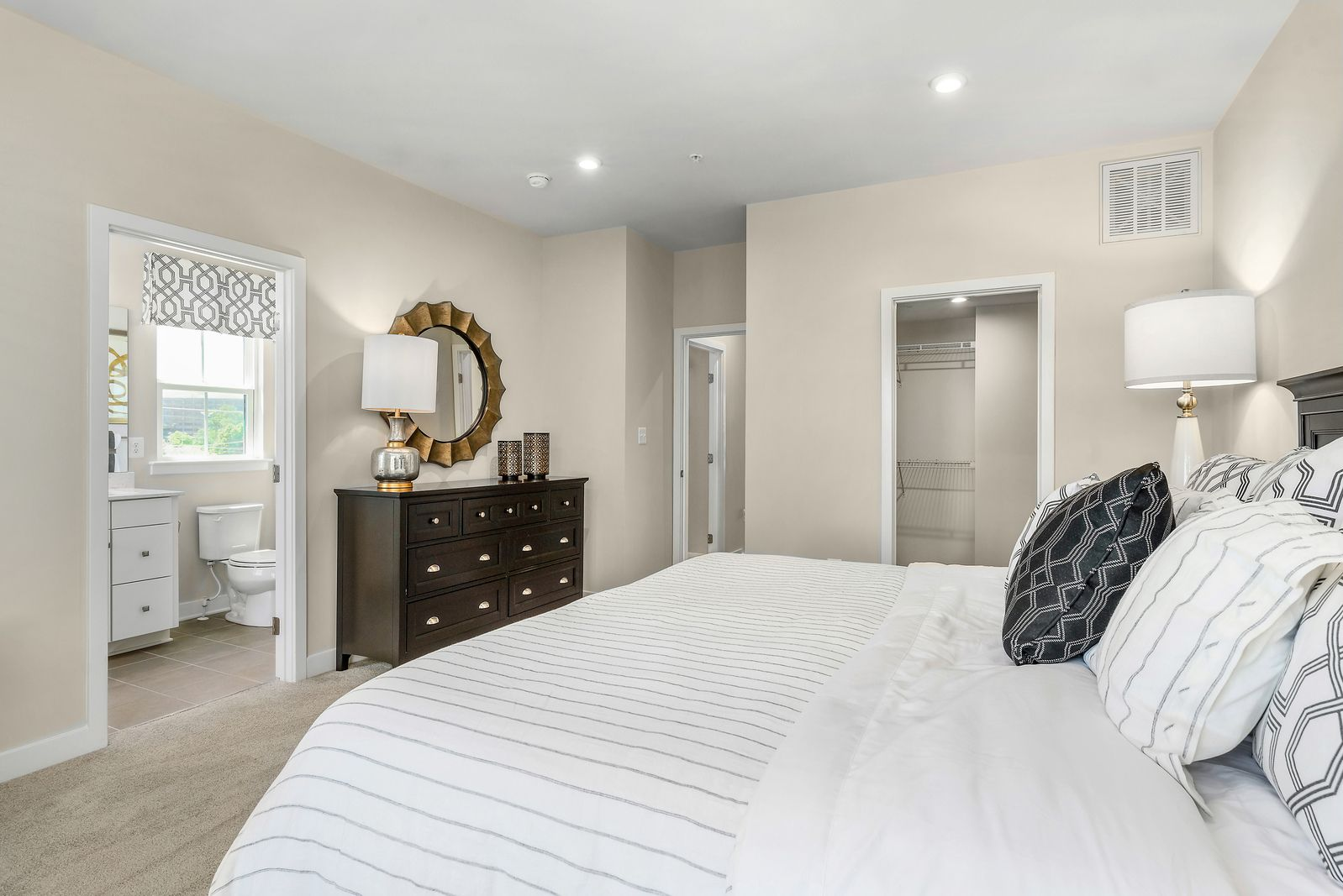 Bedroom featured in the Strauss Urban 3 Story By Ryan Homes in Baltimore, MD
