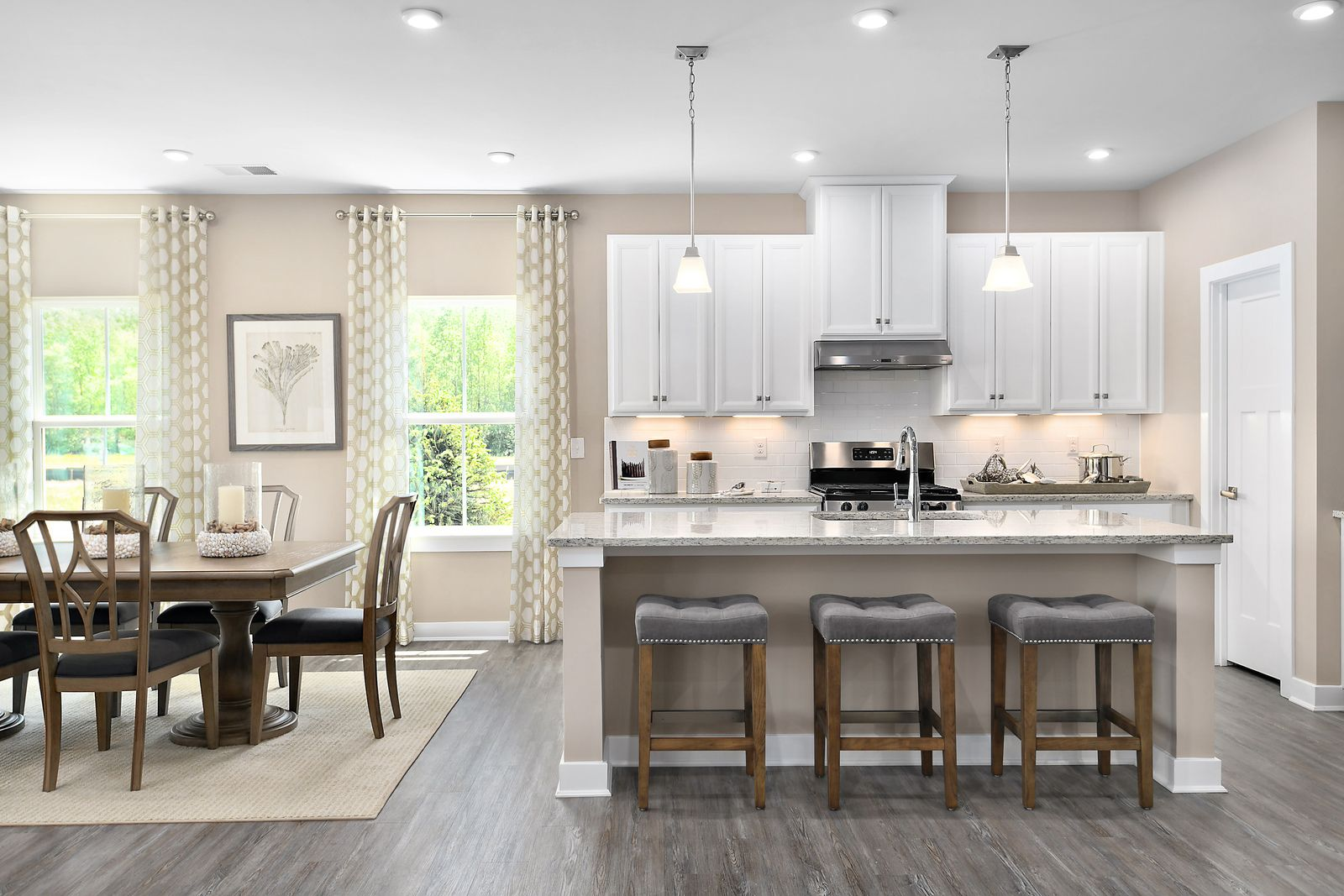 Kitchen featured in the Ashbrooke By Ryan Homes in Sussex, DE