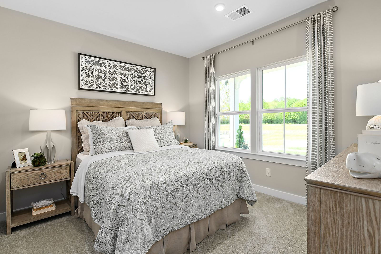 Bedroom featured in the Ashbrooke By Ryan Homes in Cleveland, OH