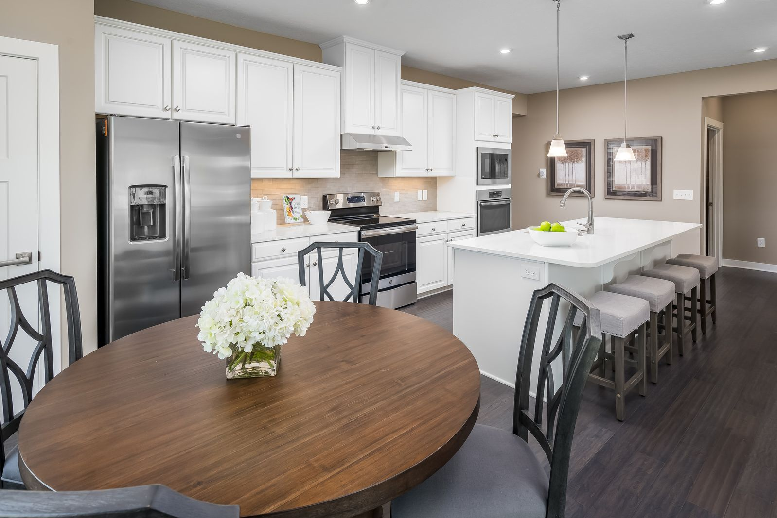 Kitchen featured in the Bramante 2 Story By Ryan Homes in Norfolk-Newport News, VA