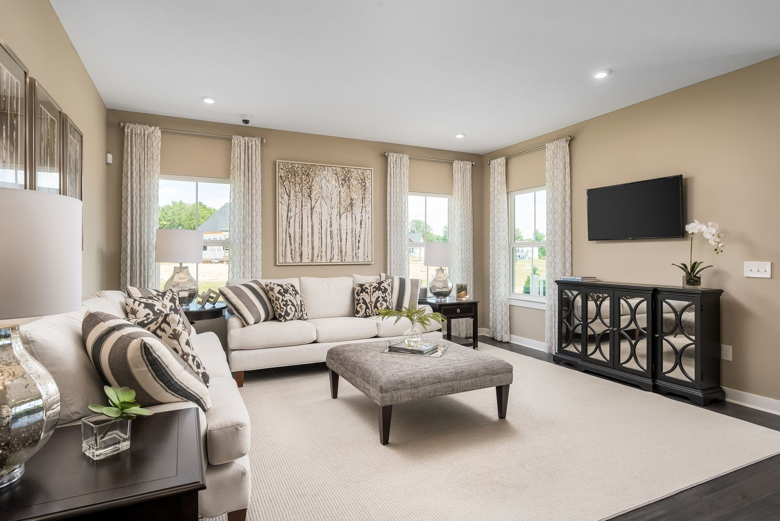 Living Area featured in the Bramante 2 Story By Ryan Homes in Norfolk-Newport News, VA