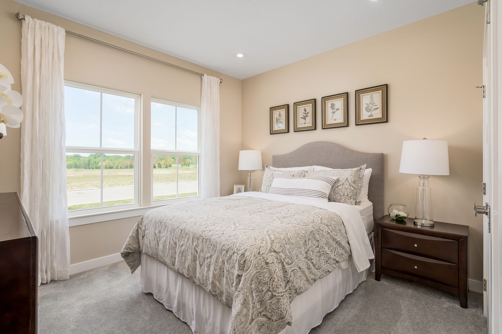 Bedroom featured in the Bramante 2 Story By Ryan Homes in Norfolk-Newport News, VA