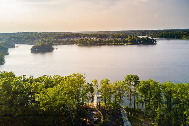 It's All about Location!:Located in Cosby HS District, minutes from the highway, featuring the area's #1 amenity, the Swift Creek Reservoir! New section of large wooded homesites just released. Starting from $339,990.