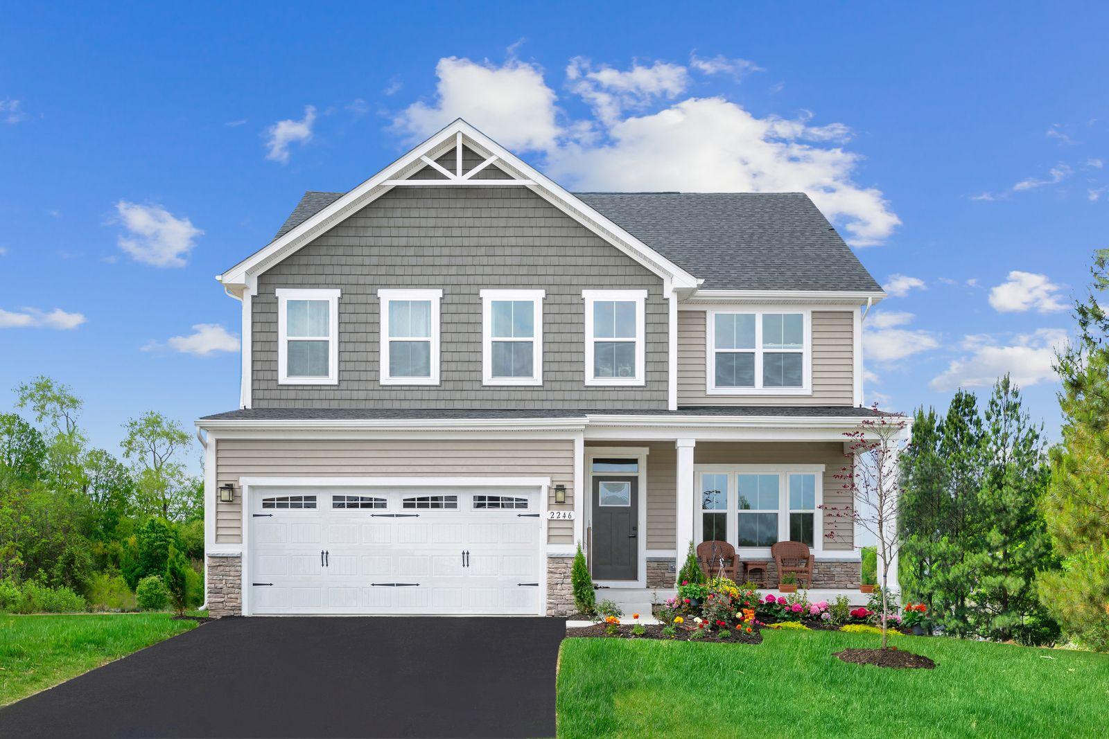 'Pine View Singles' by Ryan Homes-DEL in Wilmington-Newark