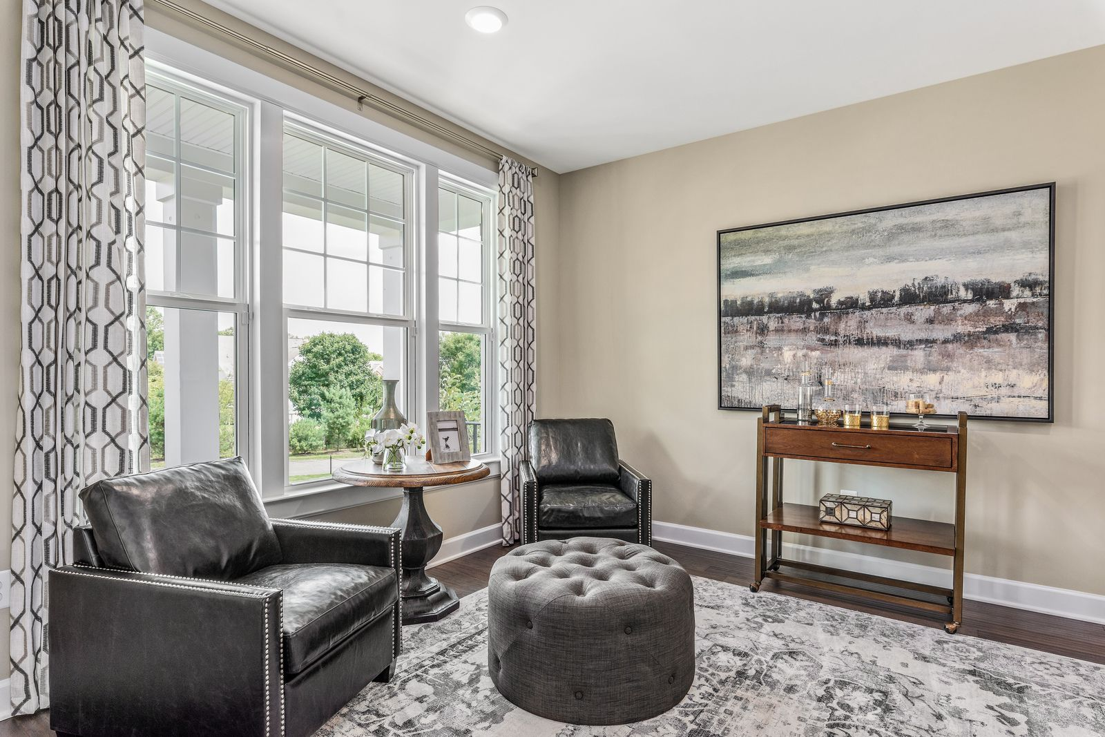 Living Area featured in the Marymount By NVHomes in Washington, MD