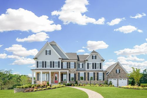 Belvedere Estates by NVHomes in Baltimore Maryland