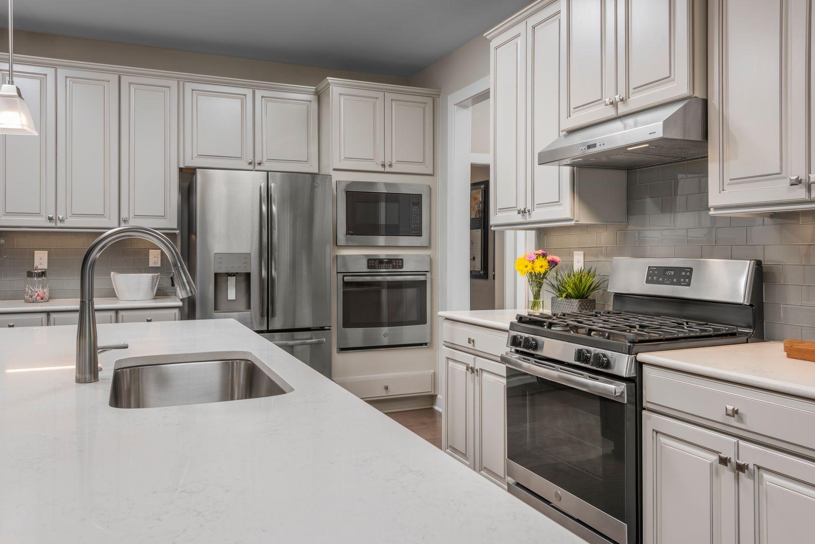 Kitchen featured in the Seneca By Ryan Homes in Washington, VA