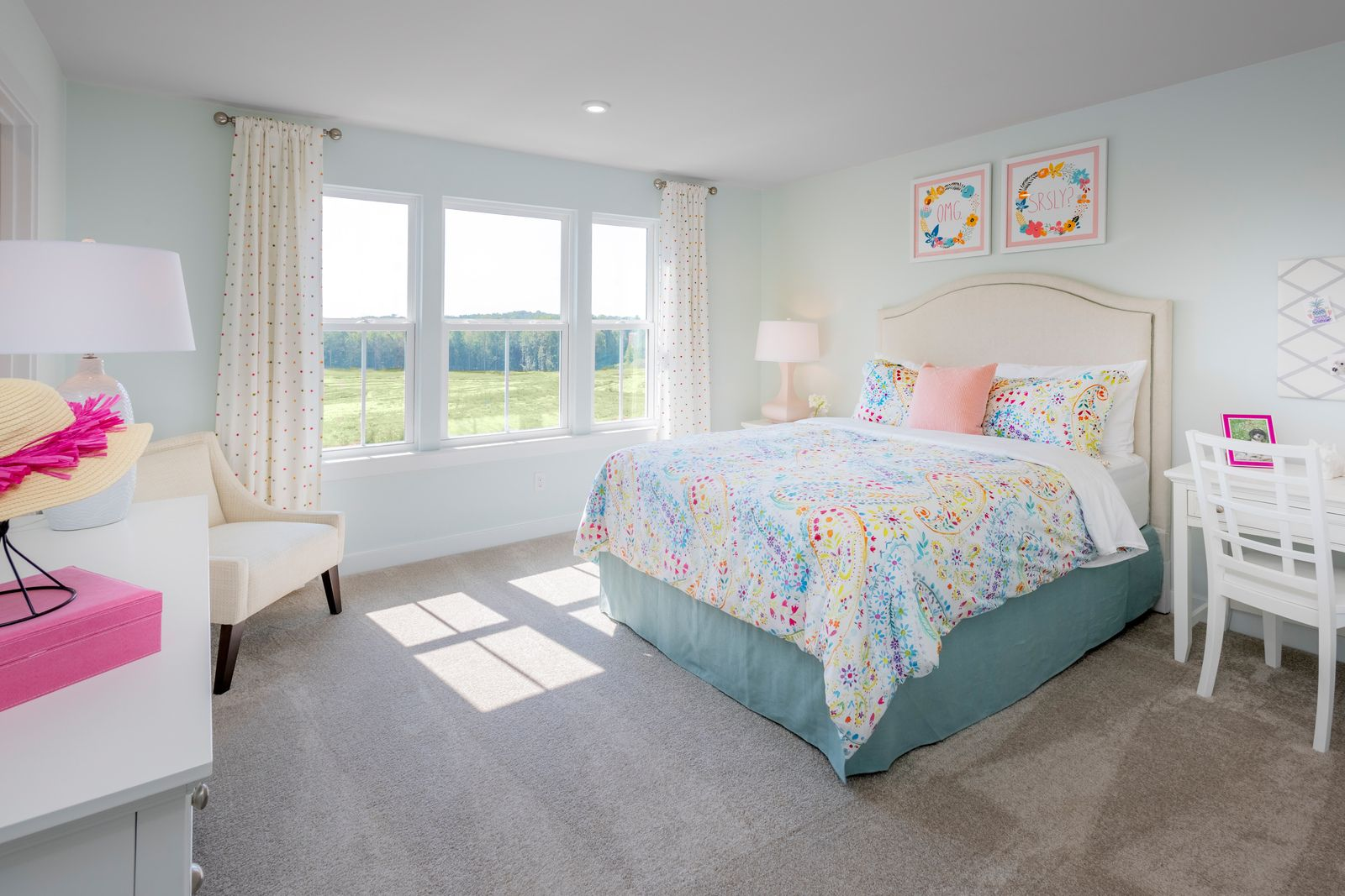 Bedroom featured in the Seneca By Ryan Homes in Norfolk-Newport News, VA