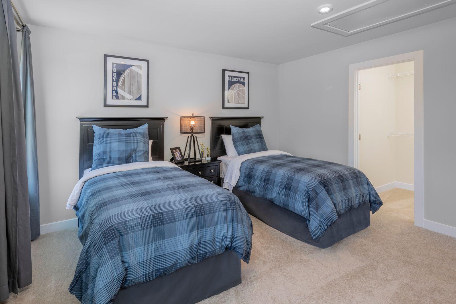 Bedroom featured in the Seneca By Ryan Homes in Cincinnati, OH