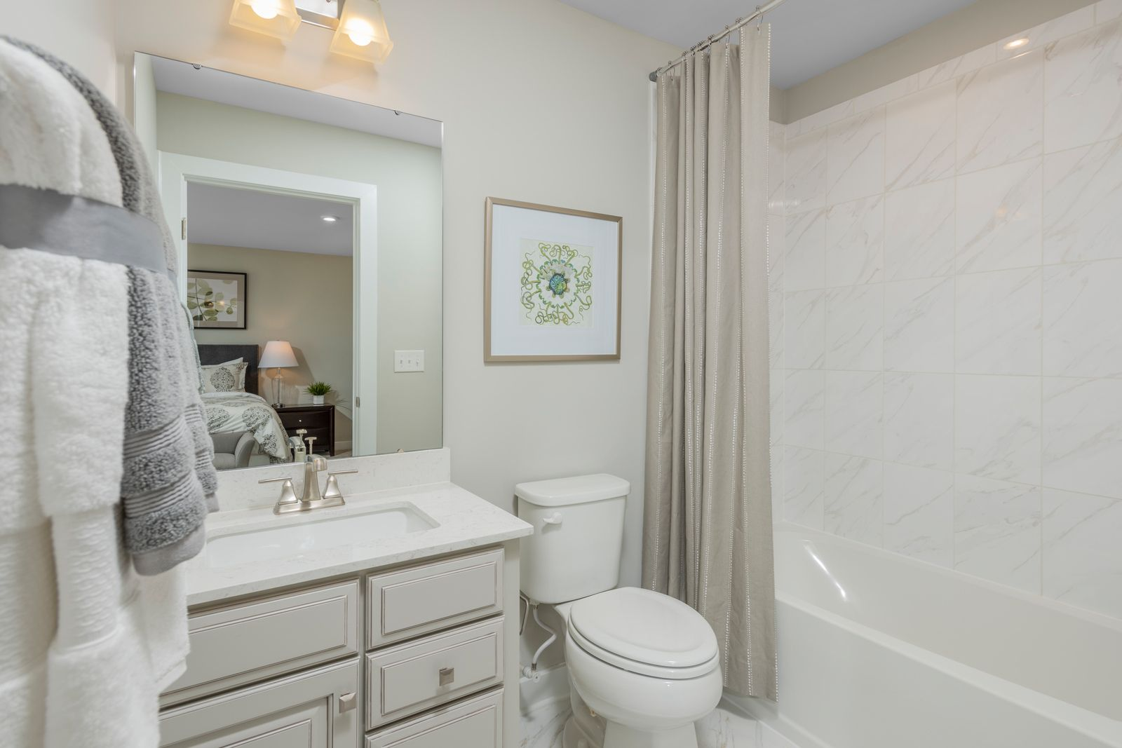 Bathroom featured in the Seneca By Ryan Homes in Cincinnati, OH