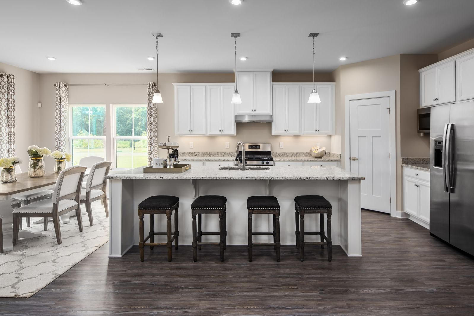 Kitchen featured in the Lehigh By Ryan Homes in York, PA