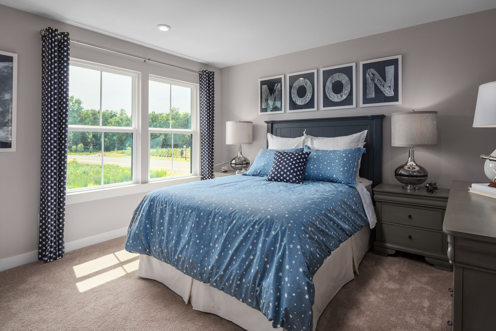 Bedroom featured in the Lehigh By Ryan Homes in York, PA