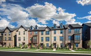 Greenleigh Townhomes by Ryan Homes in Baltimore Maryland