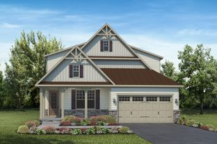 Clarkson - 55+ Active Adult The Woodlands Single-Family Homes: Urbana, Maryland - NVHomes