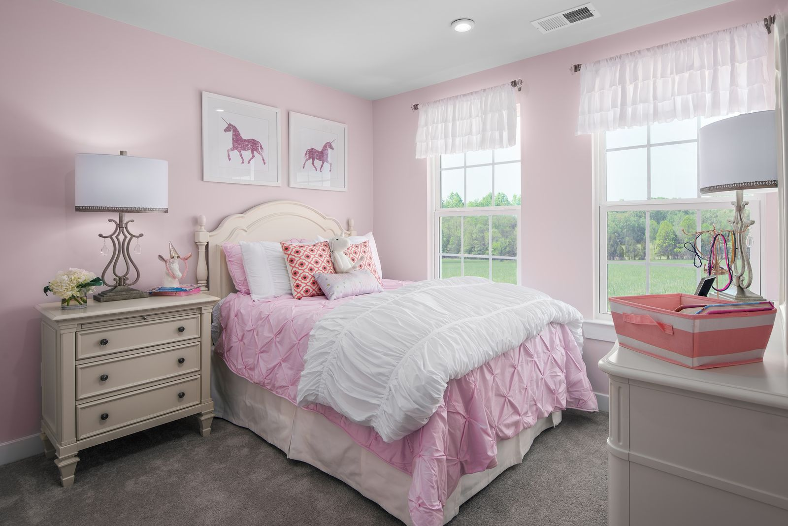 Bedroom featured in the Mendelssohn By Ryan Homes in Charlotte, NC