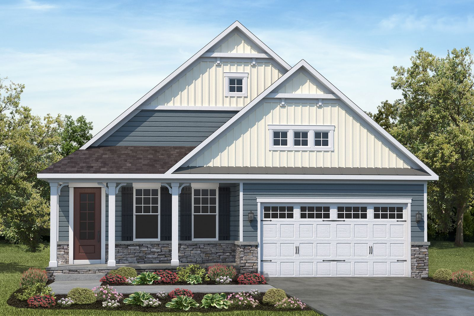 Exterior featured in the Bennington By NVHomes in Philadelphia, PA