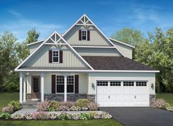 Clarkson - The Woodlands at Greystone 55+: West Chester, Pennsylvania - NVHomes