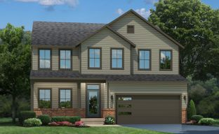 Tanyard Shores Single Family Homes by Ryan Homes in Baltimore Maryland