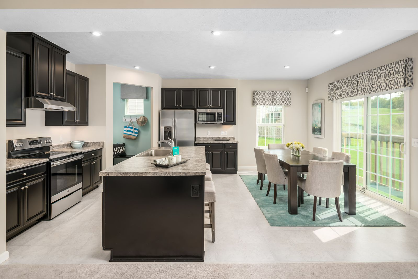 Kitchen featured in the Allegheny By Ryan Homes in Columbus, OH