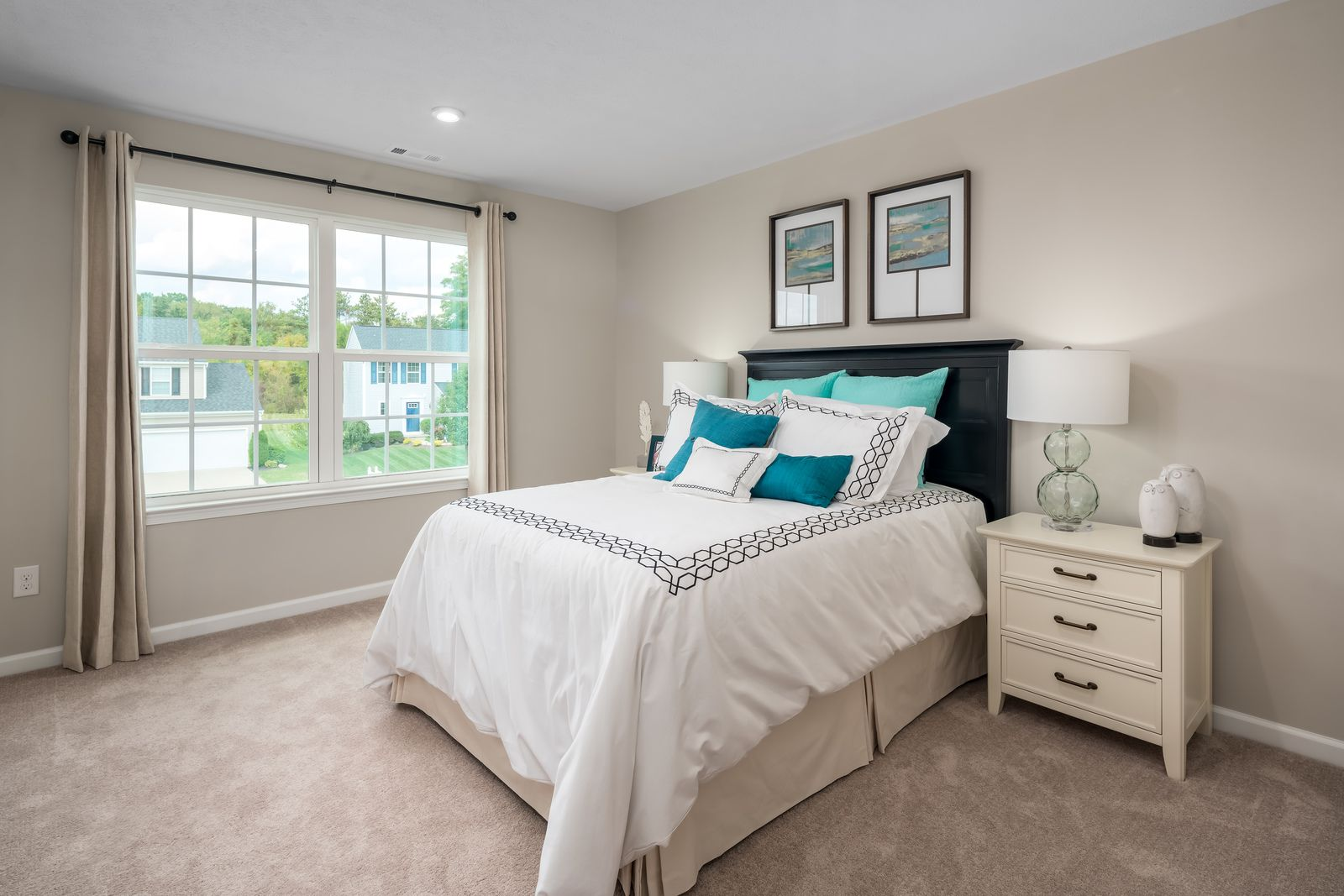 Bedroom featured in the Allegheny By Ryan Homes in Cleveland, OH