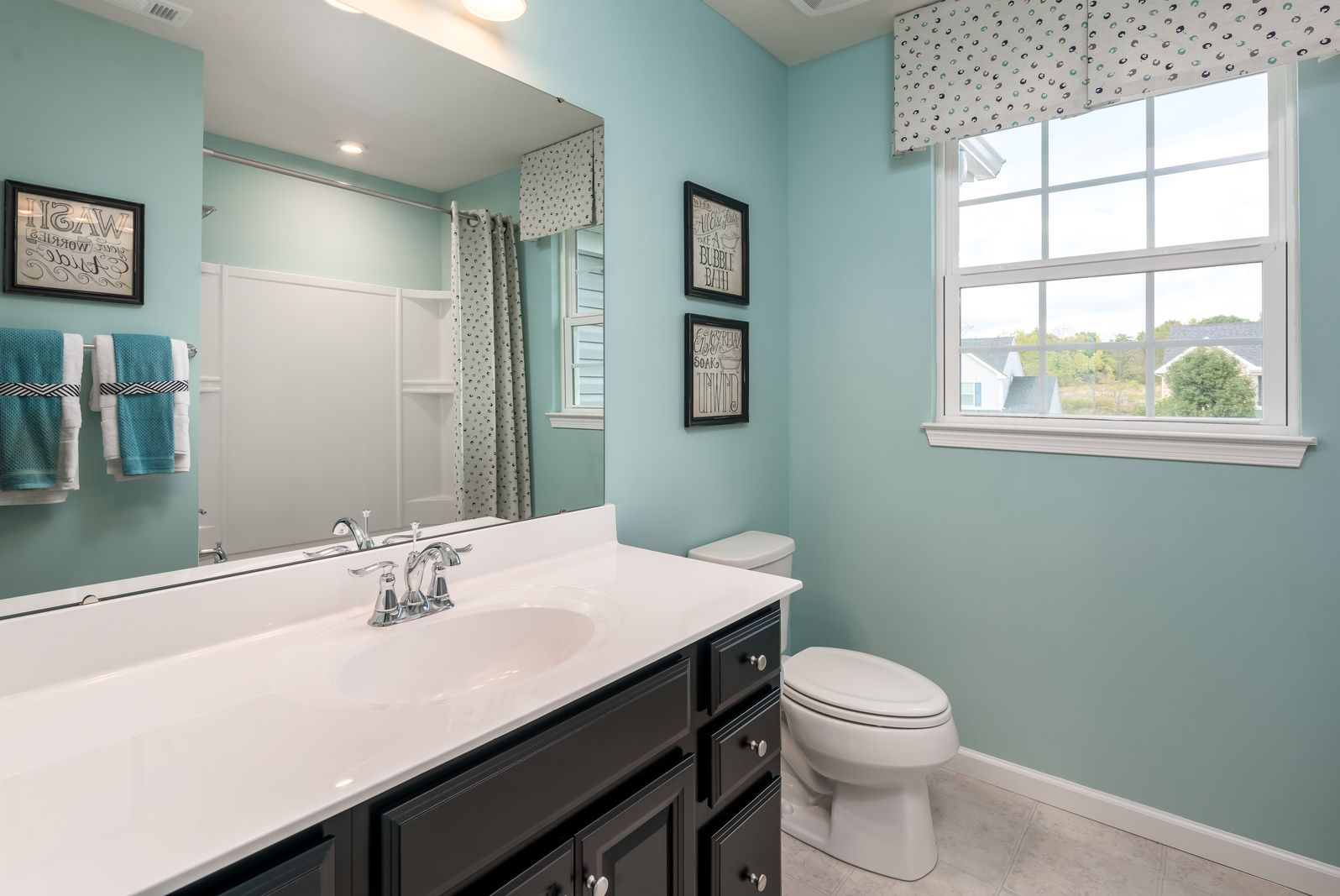 Bathroom featured in the Allegheny By Ryan Homes in York, PA