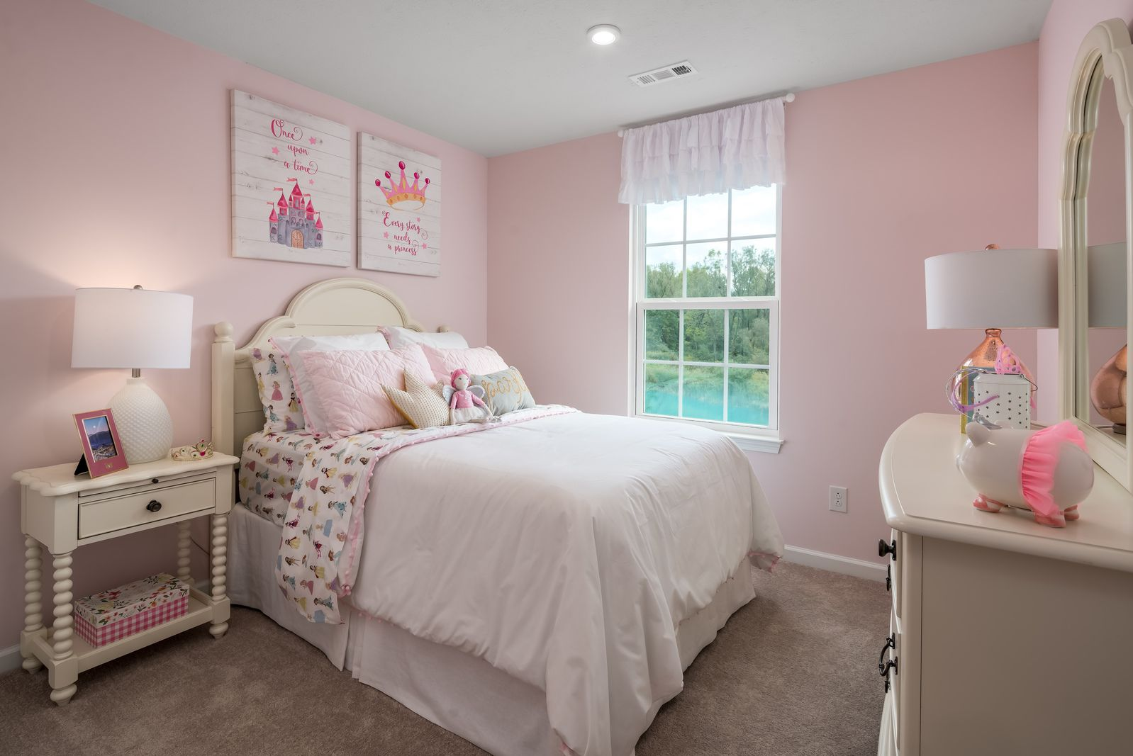 Bedroom featured in the Allegheny By Ryan Homes in Dayton-Springfield, OH