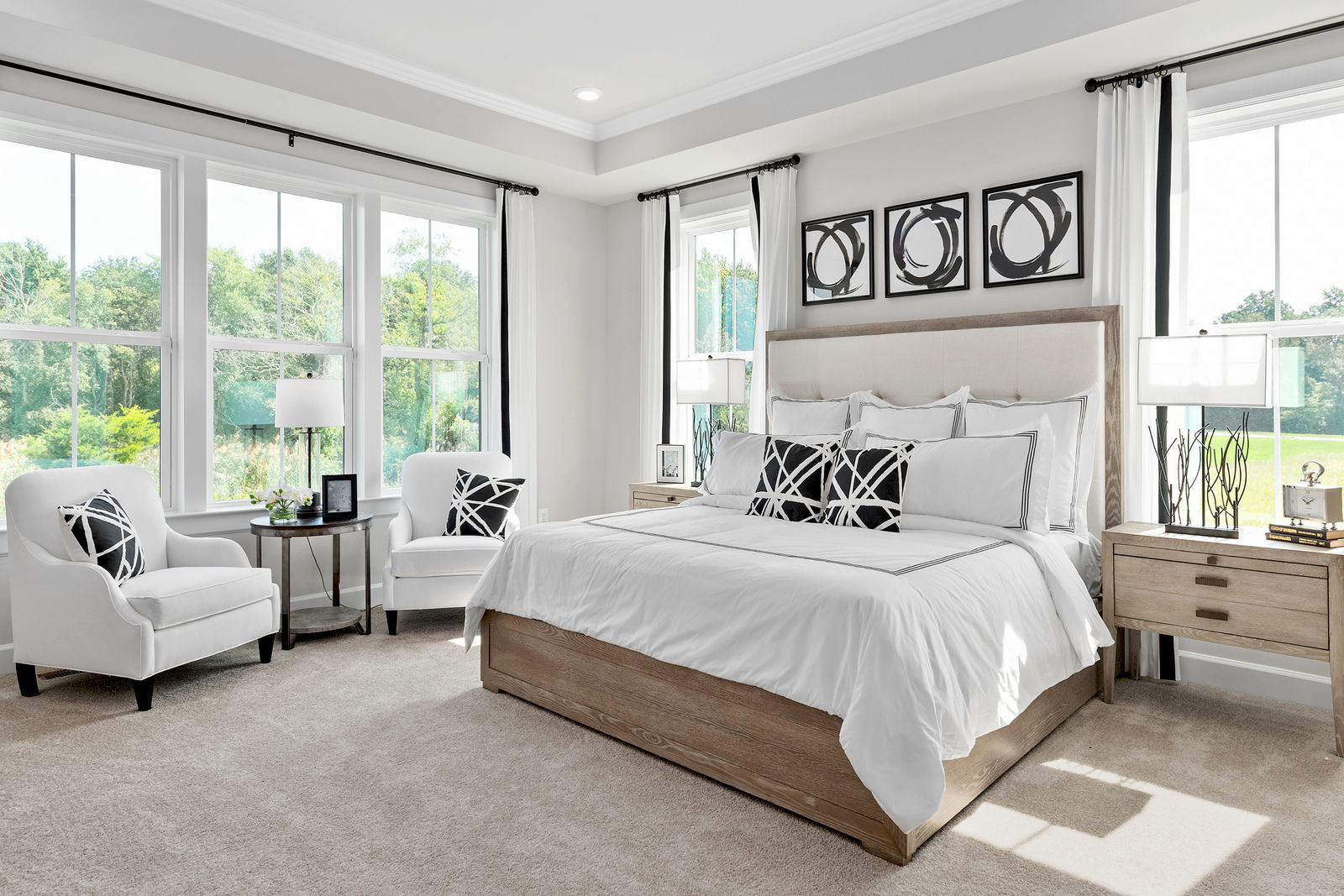 Bedroom featured in the Brookhaven By NVHomes in Sussex, DE