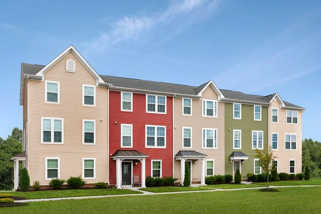 MINTBROOK TOWNHOMES - NEW SECTION NOW OPEN FROM THE MID $200S:The lowest priced new garage townhomes close to Rte. 28, 17, 29/15! Enjoy easy access to Warrenton & Manassas.Click here to schedule your visit today!
