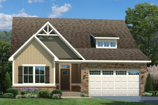 Bramante 2 Story - Parkside at Bethany: Millville, Delaware - Ryan Homes