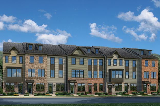 Welcome to Tanyard Shores!:Live in a waterfront community with resort amenities - where you can vacation at home! Townhomes from the low $300s.Click HERE to schedule your visit today!