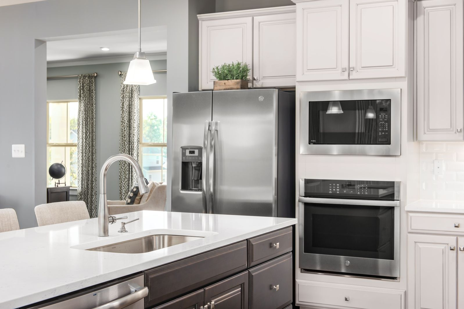 Kitchen featured in the Roanoke By Ryan Homes in Washington, VA