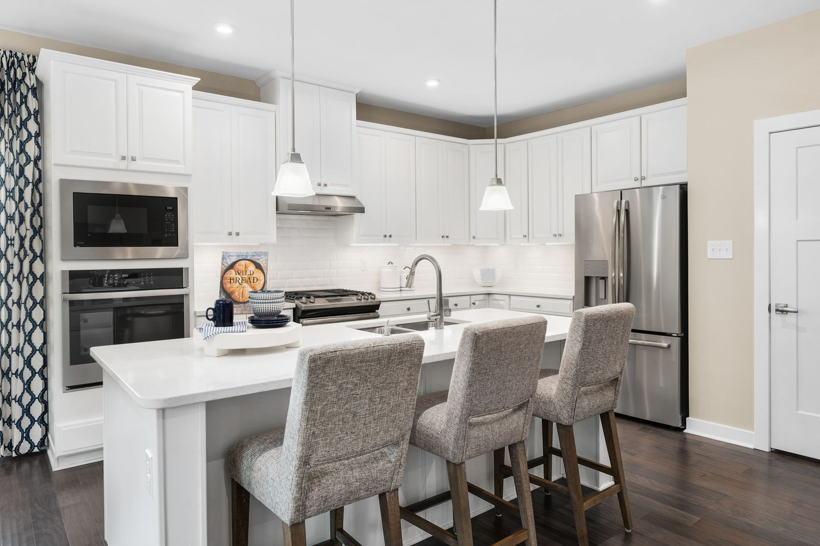 Kitchen featured in the Cumberland By Ryan Homes in Cleveland, OH