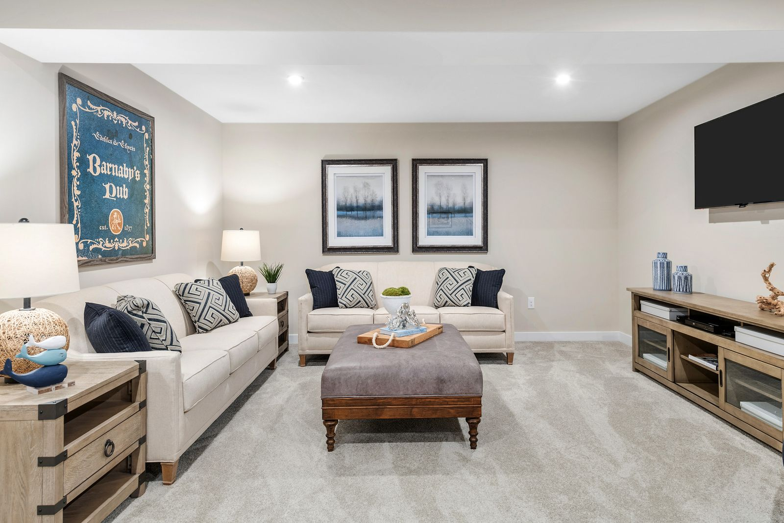 Living Area featured in the Cumberland By Ryan Homes in Washington, MD