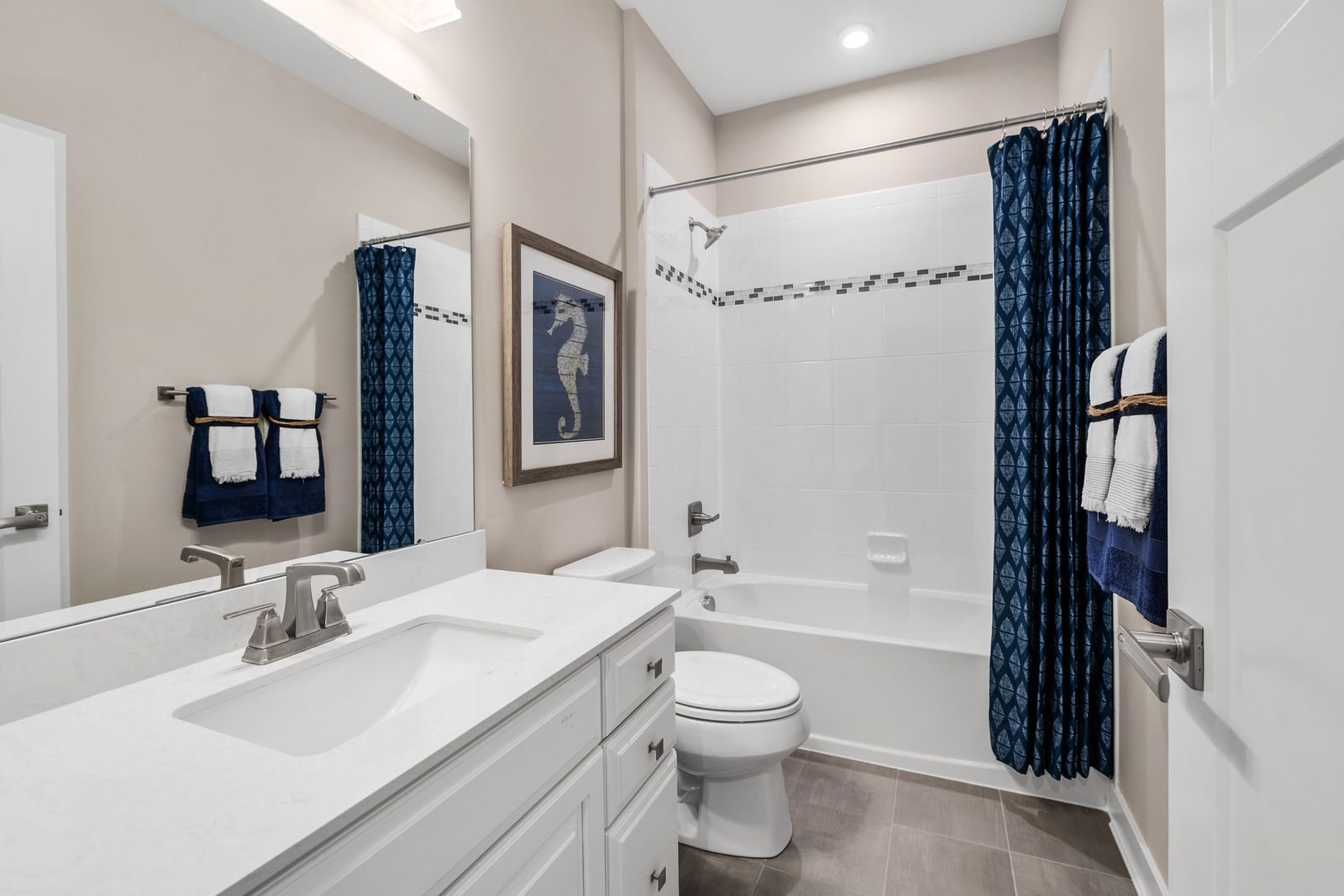 Bathroom featured in the Cumberland By Ryan Homes in Cleveland, OH