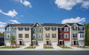Independence Square by Ryan Homes in Philadelphia New Jersey