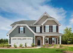 Genoa with Full Basement - Homecoming at University Park: Greenwood, Indiana - Ryan Homes