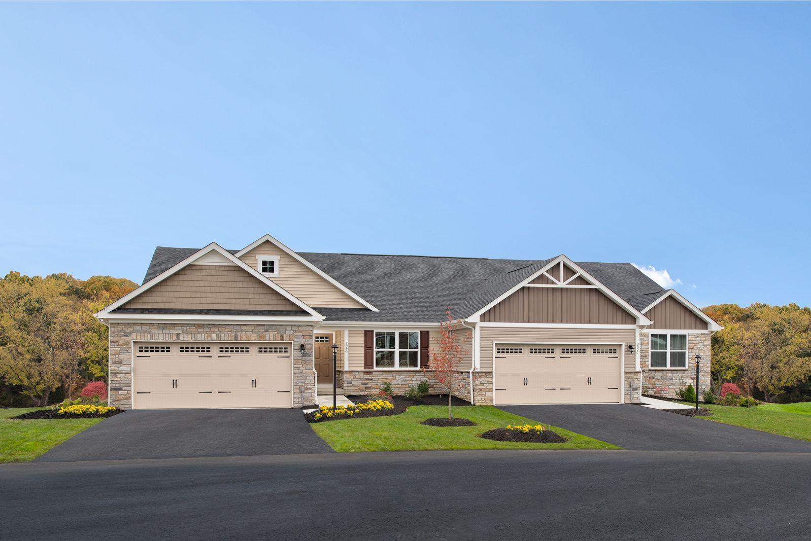 Exterior featured in the Turks & Caicos. By Ryan Homes in Harrisonburg, VA
