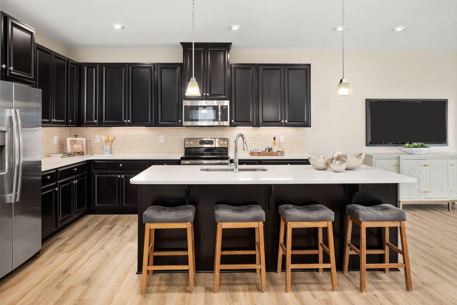 Kitchen featured in the Roxbury Grande By Ryan Homes in Norfolk-Newport News, VA